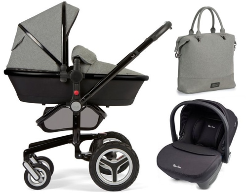 Baby Products Silver Cross Surf Special Edition + Simplicity Car Seat
