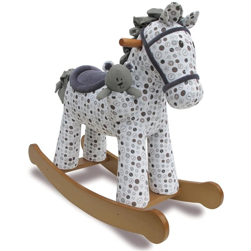 Little Bird Told Me Dylan & Boo Rocking Horse  - Click to view larger image