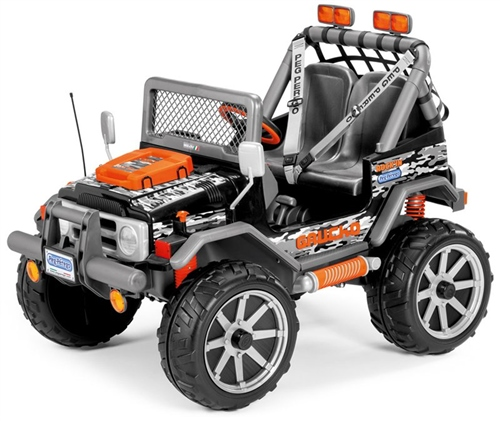 Peg Perego Gaucho Rock'in 12 Volt  - Click to view larger image