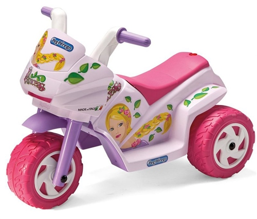 Peg Perego Mini Princess 6 Volt  - Click to view larger image