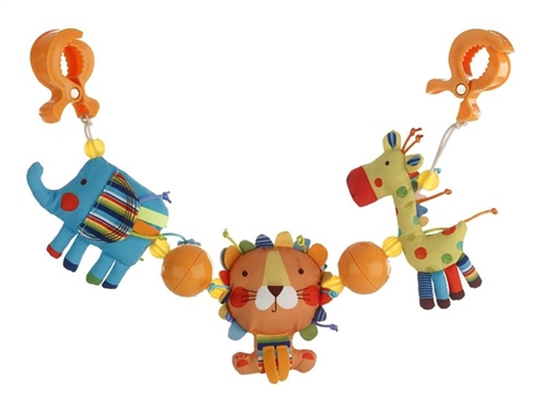 Jane String of Activity toys  - Click to view larger image