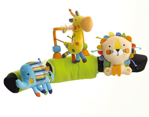 Jane Stroller Activity Toy  - Click to view larger image