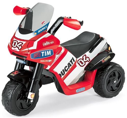 Peg Perego Ducati Desmosedici 6 Volt  - Click to view larger image
