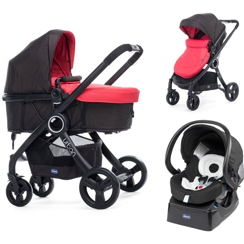 Chicco Urban Plus Urban Plus Travel System - Click to view larger image