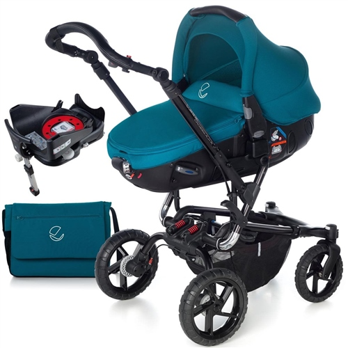 Jane Crosswalk R + Matrix + Isofix Base  - Click to view larger image