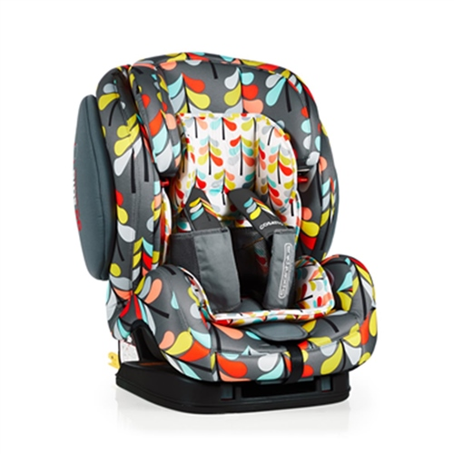Cosatto Hug Group 123 Isofix Anti-Escape Car Seat Spectroluxe