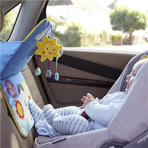 Baby Toys East Coast Say Hello Car Activity Centre