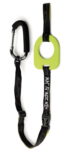 Jane - Hang & Go Harness with Carabiner Clip