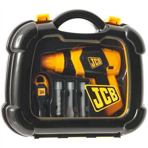 JCB Tool Case & Drill