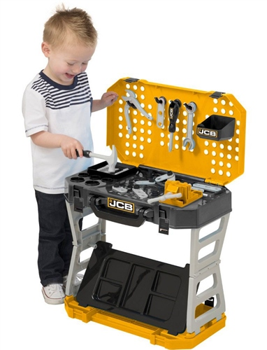JCB Pop Up Workbench  - Click to view larger image