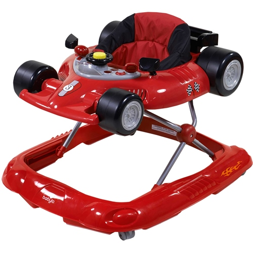 BabyLo Racer 500 Walker Red - Click to view larger image