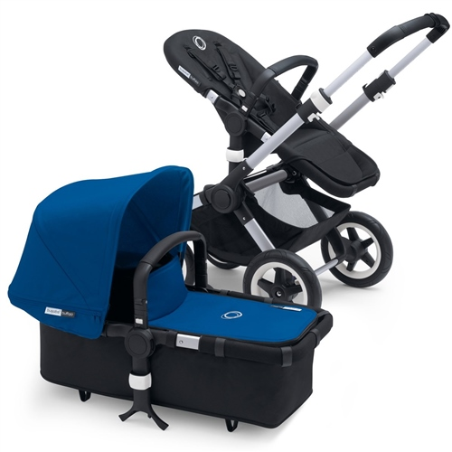 Bugaboo Buffalo Alu/Black  - Click to view larger image