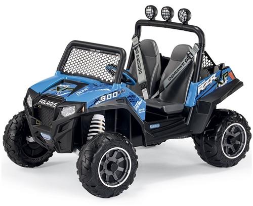 Peg Perego Polaris Ranger RZR 900 Blue 12 Volt