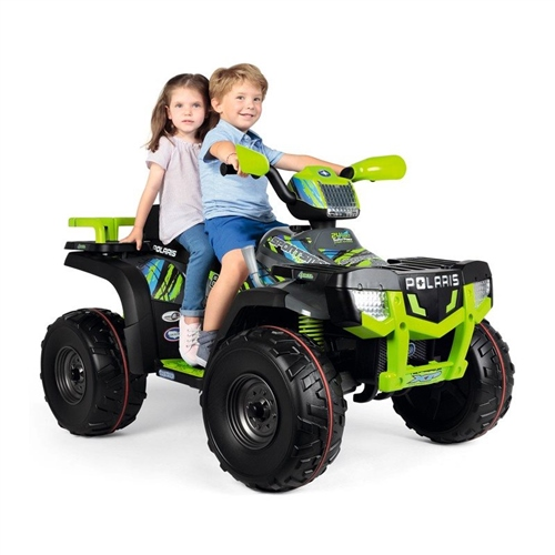 Peg Perego Polaris Sportsman 850 24 Volt  - Click to view larger image