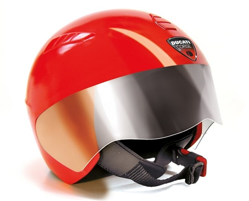 Peg Perego Casco Ducati helmet  - Click to view larger image