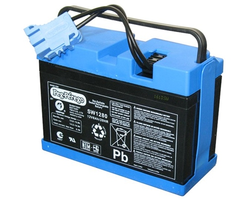 Peg Perego 12v - 8 Ah Battery  - Click to view larger image