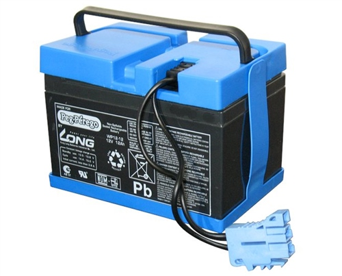 Peg Perego 12v - 12 Ah Battery  - Click to view larger image