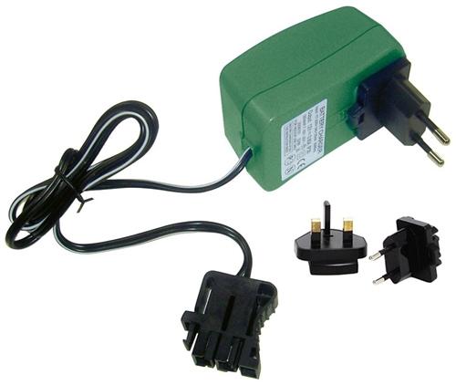 peg perego charging instructions