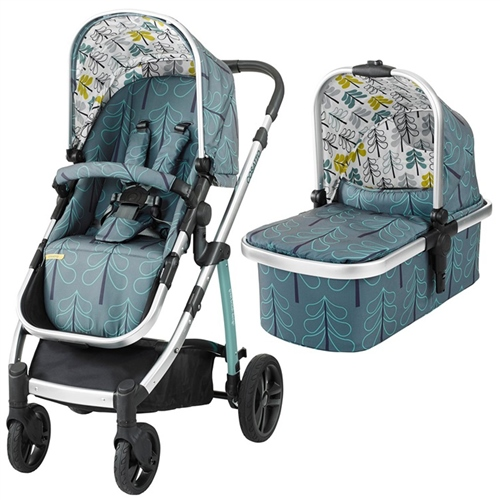Cosatto Wow Pram and Pushchair