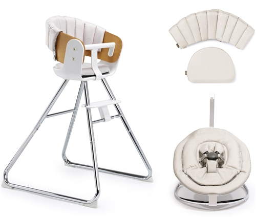 iCandy MiChair Complete Highchair - Pearl