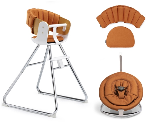 iCandy MiChair Complete Highchair - Russet