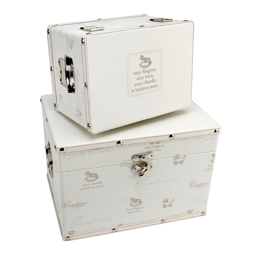 Bambino Luggage series - Set of 2 Boxes  - Click to view larger image