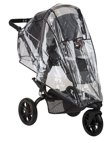 Jane Raincover for Rider or Trider pushchair  - Click to view larger image