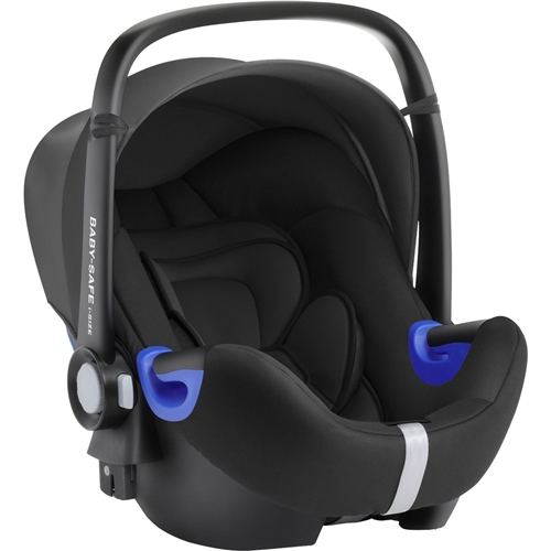 Britax Baby-safe i-Size + Isofix Base  - Click to view larger image