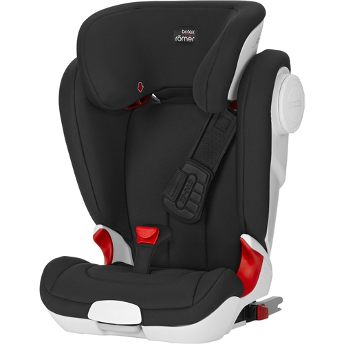 Britax Kidfix II XP SICT Cosmos Black - Click to view larger image