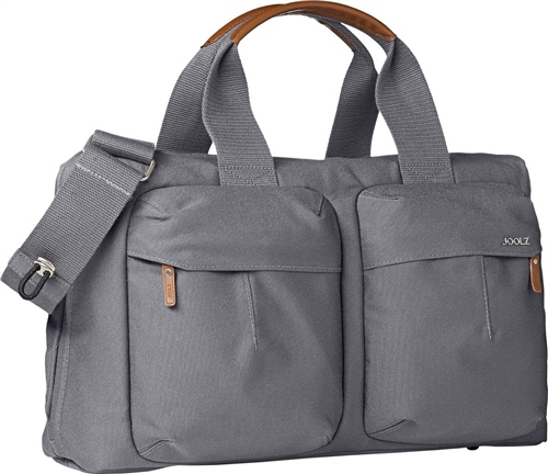 Joolz Uni2 Earth Nursery bag Hippo Grey - Click to view larger image
