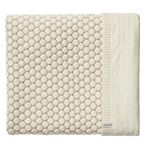 Joolz Essentials Honeycomb blanket Anthracite - Click to view larger image
