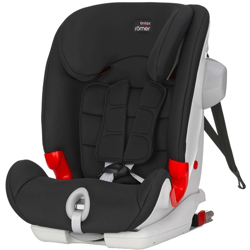 Britax Advansafix III SICT Cosmos Black - Click to view larger image
