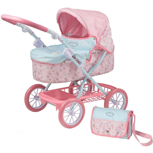 Baby Annabell Dolls Roamer Pram  - Click to view larger image