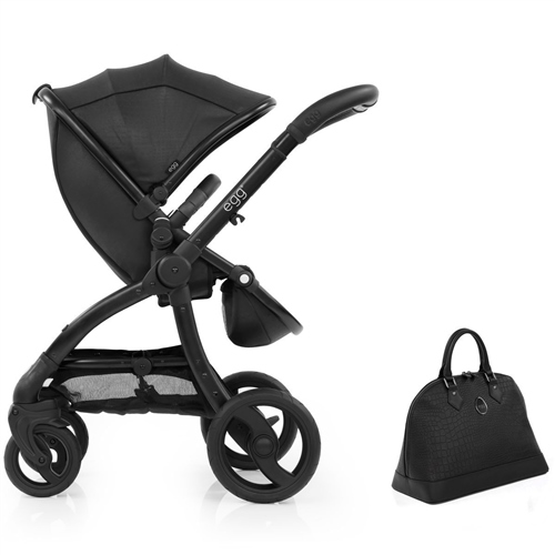 egg Stroller Jurassic Special Edition Package Jurassic Black - Click to view larger image