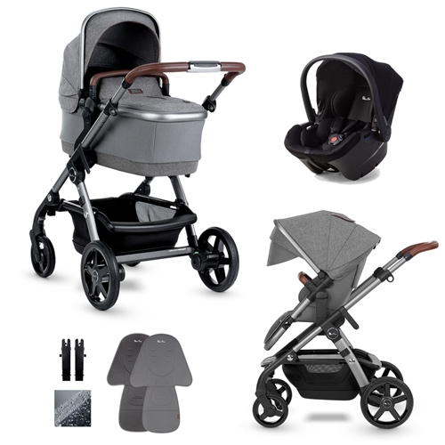 Silver Cross Wave + Simplicity Car Seat  - Click to view larger image
