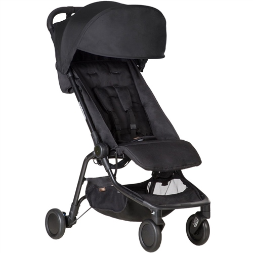 Mountain Buggy Nano Black - Click to view larger image