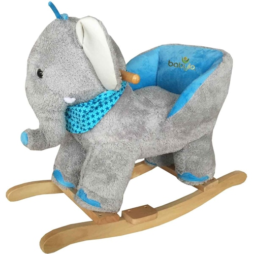 BabyLo Rocking Elephant with sound