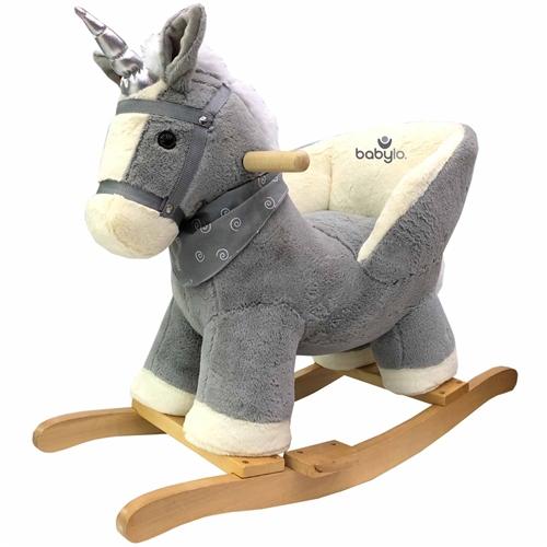 BabyLo Rocking Unicorn with sound