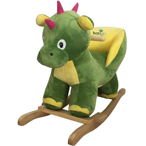 BabyLo Rocking Dinosaur with sound