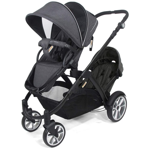 BabyLo Icon X2 Tandem Pushchair  - Click to view larger image
