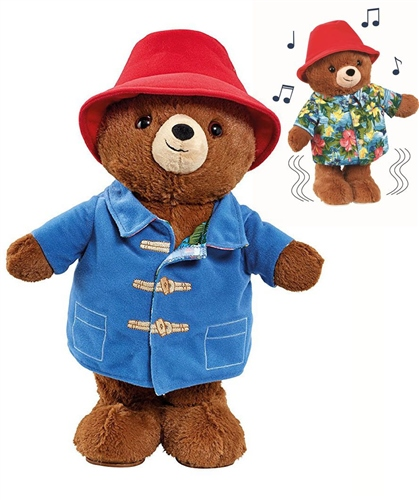 Rainbow Designs - Dancing Paddington