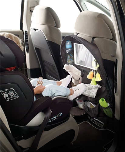 Jane - Organiser for the car seat backrest