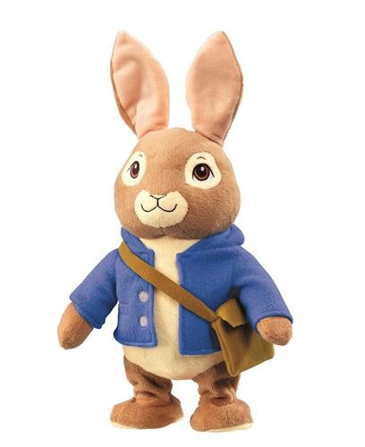Beatrix Potter Talking & Hopping Peter Rabbit  - Click to view larger image