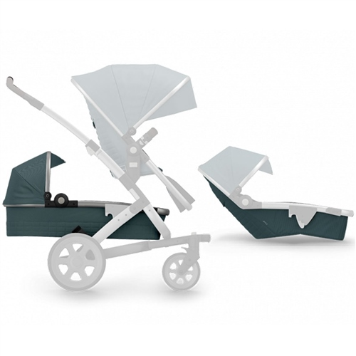 Joolz Geo2 Quadro Expandable Set Blu - Click to view larger image