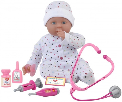 Dolls World - Dolly Doctor