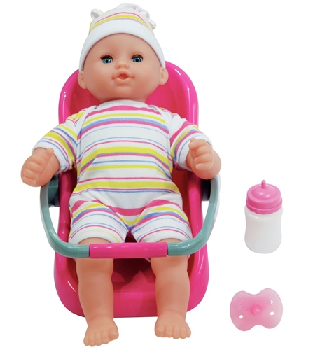 Dolls World - Baby Travel Set