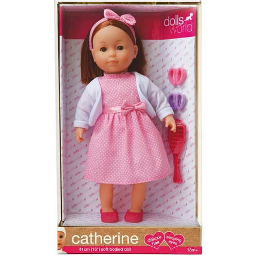 Dolls World - Catherine Red Head