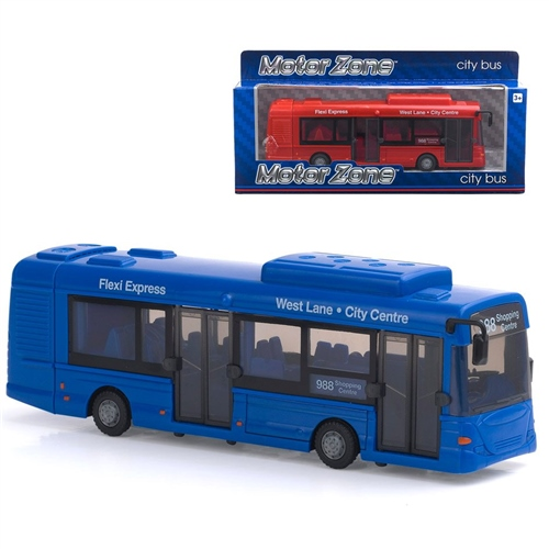 Peterkin City Bus  - Click to view larger image