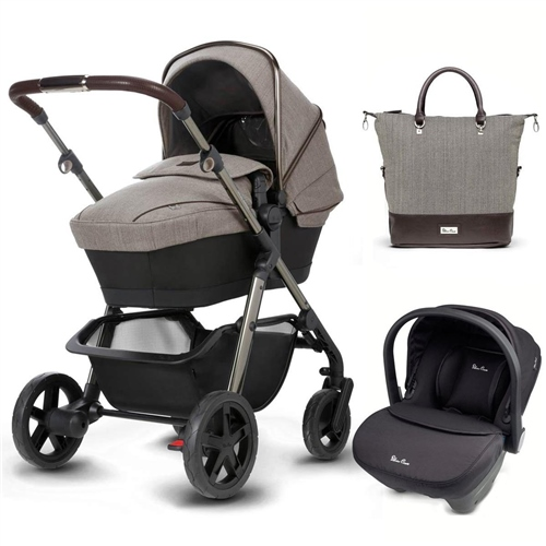 Silver Cross Pioneer Special Edition Expedition + Simplicity Car Seat  - Click to view larger image