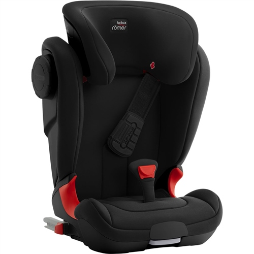Britax Kidfix II XP SICT Black Series Cosmos Black - Click to view larger image